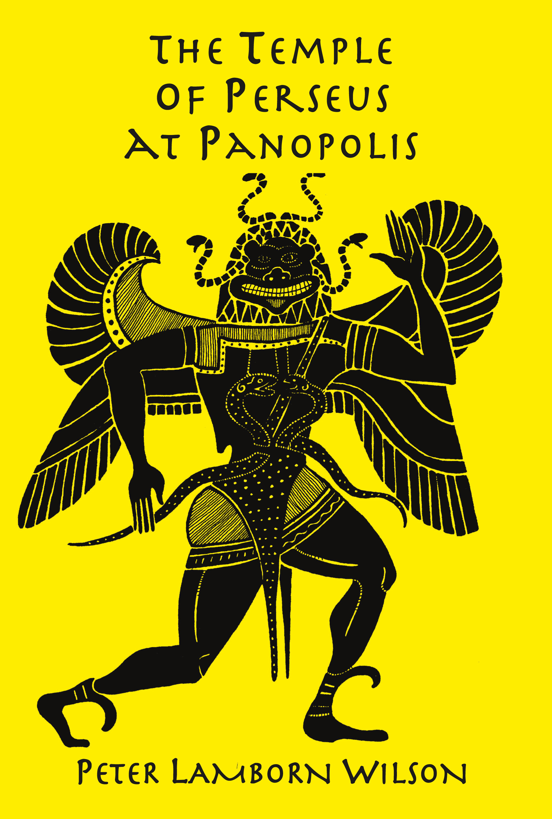 The Temple of Perseus at Panopolis - Click Image to Close