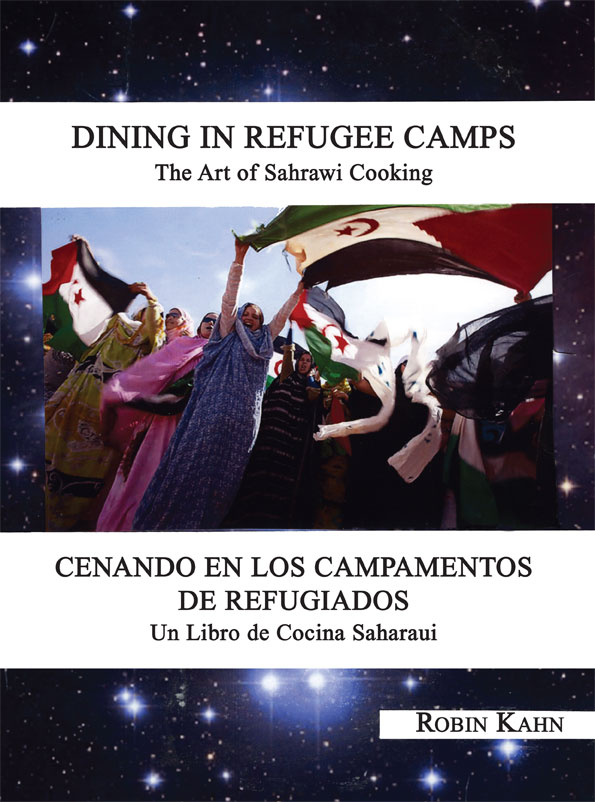 Dining in Refugee Camps