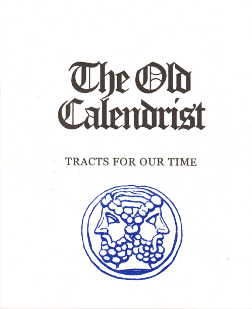The Old Calendrist