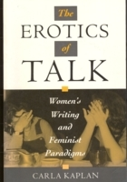 Erotics of Talk [019509915X]