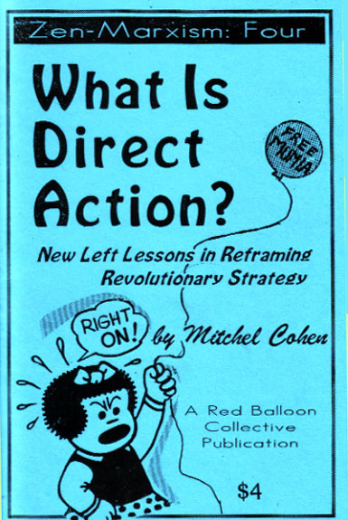 What Is Direct Action? [No ISBN]
