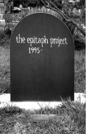 The Epitaph Project