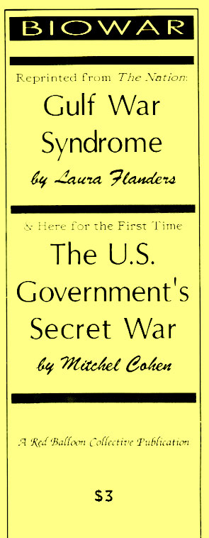 Gulf War Syndrome & The U.S. Government's Secret War