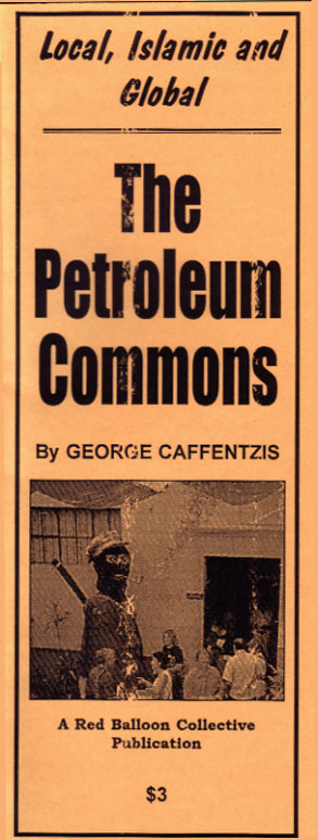 The Petroleum Commons
