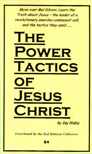 The Power Tactics of Jesus Christ