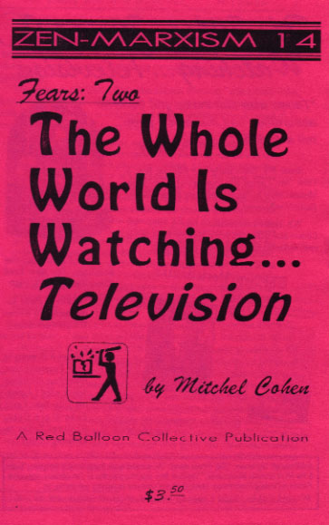 The Whole World Is Watching… Television