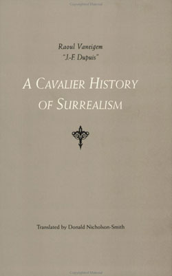 Cavalier History of Surrealism [1873176945]