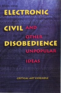Electronic Civil Disobedience [9781570270567]