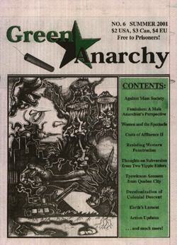 Green Anarchy #6