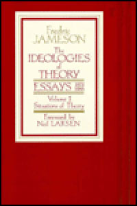 Ideologies of Theory: Essays 1971-1986