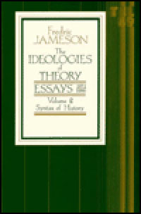 Ideologies of Theory: Essays, 1971-1986