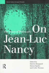 On Jean-Luc Nancy [415147948]