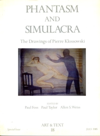 Phantasm and Simulacra: The Drawings of Pierre Klossowski