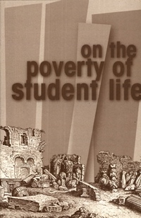 Poverty of Student Life