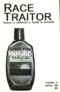 Save the White Race